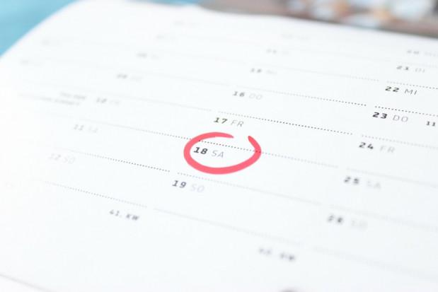 Do dentysty z kalendarzykiem