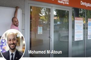 Gdański dentysta Mohamed Atoun zaangażowany w sprawy imigrantów