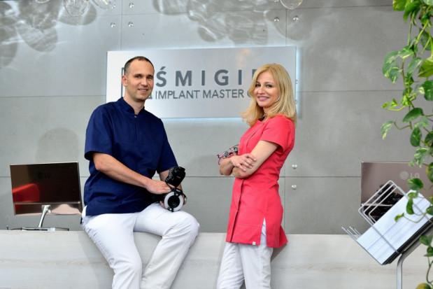 Śmigiel Implant Master Clinic w sieci Medicover Stomatologia