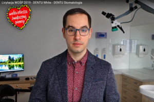 Dentu Stomatologia z Tczewa bierze udział w WOŚP