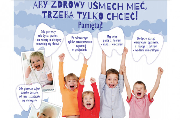 Poradnik stomatologiczny dla dzieci i kobiet w ciąży (IV cz.)