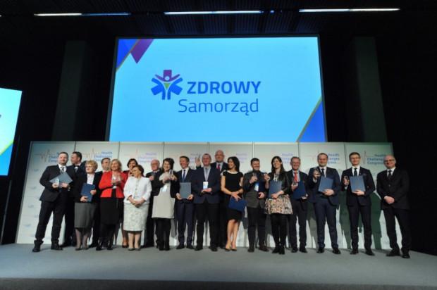 """Nagroda """"Zdrowy samorząd"""" za program profilaktyki stomatologicznej"""