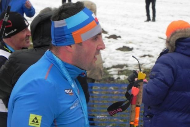 Dentysta Paweł Bubula mistrzem w narciarstwie klasycznym