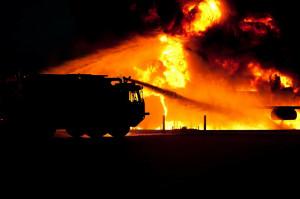 Szczecin: jedna osoba zginęła w wyniku pożaru gabinetu stomatologicznego