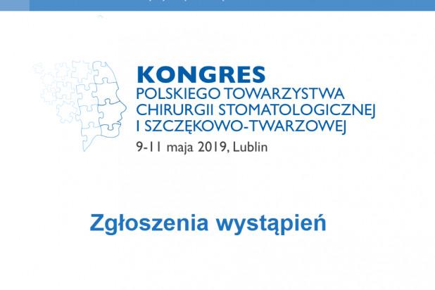 Kto chce dołączyć do merytorycznego głosu Kongresu Polskiego Towarzystwa Chirurgii Stomatologicznej i Szczękowo-Twarzowej?