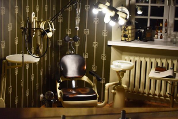 Z wizytą u stomatologa w … muzeum