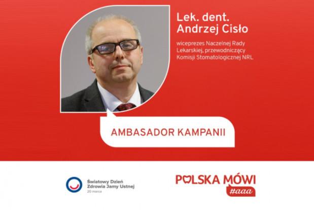 "Ambasadorzy  akcji ""Polska mówi  #aaa!"""