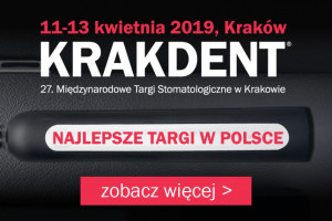 KRAKDENT 2019 startuje intensywnym czwartkiem
