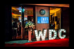 Celebryci na galowym otwarciu gabinetu stomatologicznego WDC