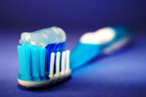 Śmierć po użyciu pasty do zębów