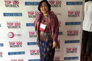 Dentystka na liście stu najwybitniejszych kobiet Ameryki