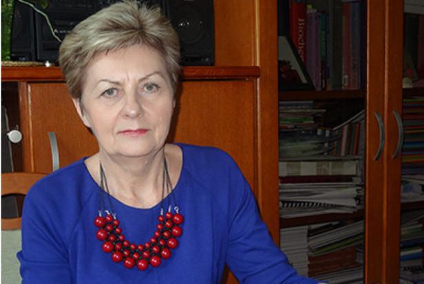 """Prof. Ginalska otrzymała odznakę """"Za Zasługi dla Wynalazczości"""""""