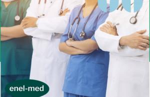 enel-med stomatologia bierze północną Warszawę