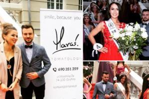 Haraś Stomatologia sponsoruje wybory Miss Polski Zachodniopomorskiego