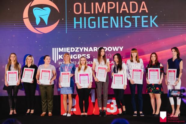 Wyniki finału Olimpiady Higienistek PAPS 2019
