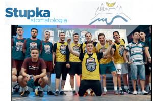 Stomatologia Stupka w światowym finale