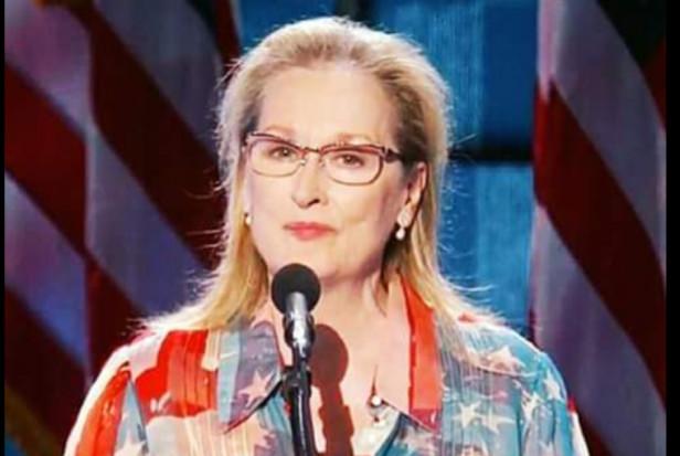 Nowe zęby Meryl Streep