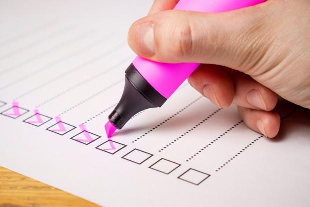 Check-lista  zapewni bezpieczeństwo pacjenta
