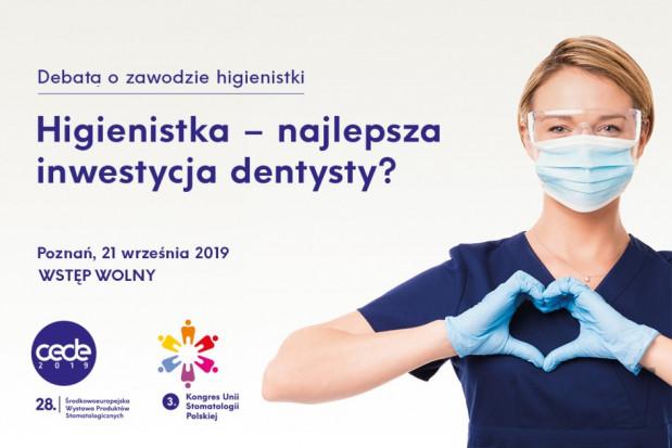 Higienistka stomatologiczna: prawa ręka, czy partner mimo woli?