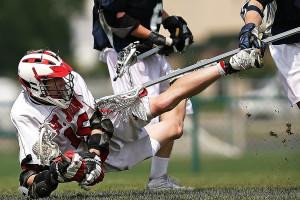 """Lacrosse - dyscyplina sportu """"uregulowana"""" przez dentystę"""