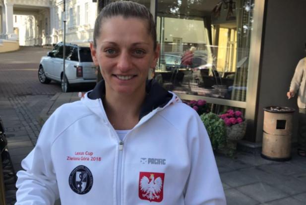 Dentystka Olesja Szpak mistrzynią świata w tenisie ziemnym lekarzy