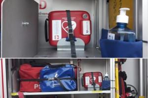 Zatrzymanie pracy serca w gabinecie stomatologicznym - pacjenta uratowali...strażacy