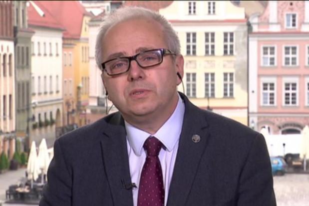 Andrzej Cisło o dentystach w szkołach