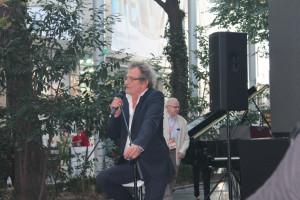 Andrzej Poniedzielski zadziwia na CEDE