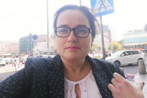 Anita Kucharska-Dziedzic walczy o głosy wątkiem stomatologicznym