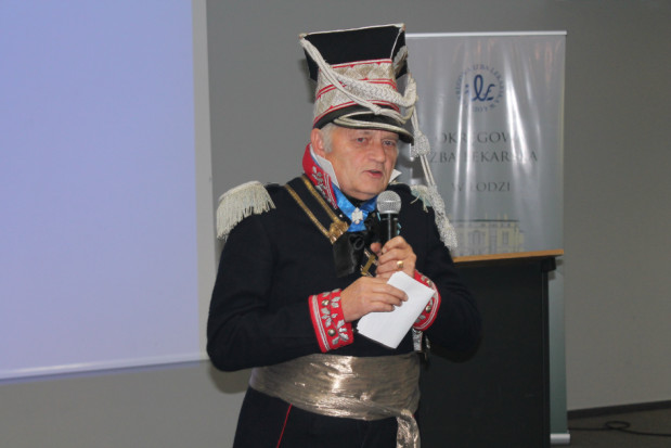 Tadeusz Kościuszko gościem honorowym X Łódzkich Spotkań Stomatologicznych
