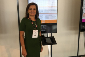 GUMed: dr hab. Anna Starzyńska na kongresie w Lizbonie