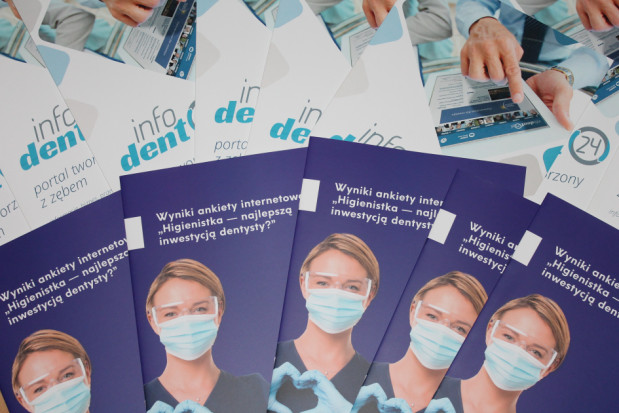 """Wyniki ankiety """"Higienistka - najlepszą inwestycją dentysty?"""""""
