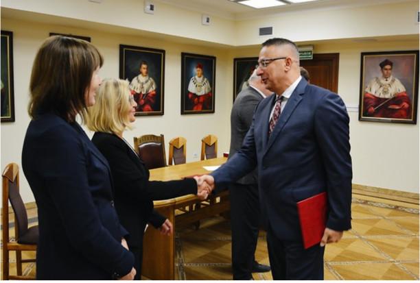 Prof. Mansur Rahnama przewodniczącym Rady ds. Stopni Naukowych w dyscyplinie nauk medycznych UM w Lublinie