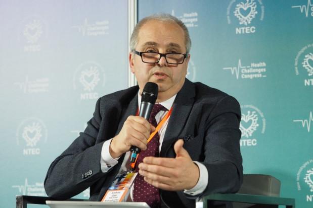Andrzej Cisło o zagrożeniach we wprowadzaniu informatyzacji ochrony zdrowia