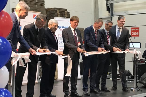Marrodent uruchomiło największe w Polsce centrum dystrybucyjne