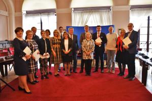 Stomatologia: wręczono akty powołania konsultantów medycznych na Mazowszu