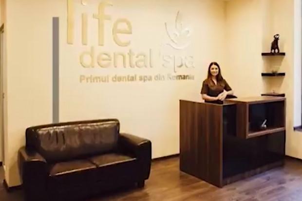 Żandarm zawiaduje pierwszym Dental SPA w Rumunii