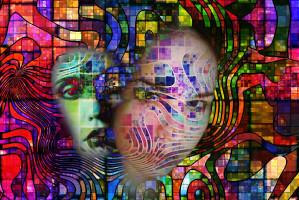 Schizofrenia odciska się na podniebieniu