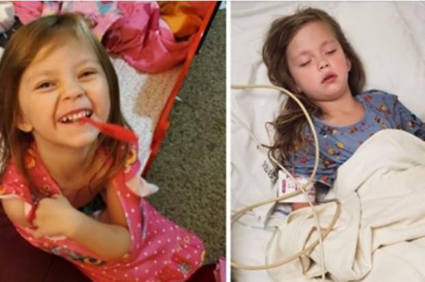 Szczoteczka do zębów poważnie zraniła pięciolatkę