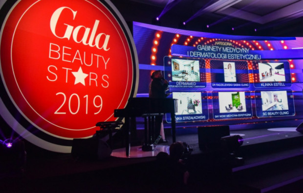 Sześć gabinetów stomatologicznych uhonorowanych tytułem Gala Beauty Stars 2019