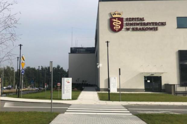 Szpital Uniwersytecki w Krakowie: przetarg na urządzenia do obrazowania w stomatologii