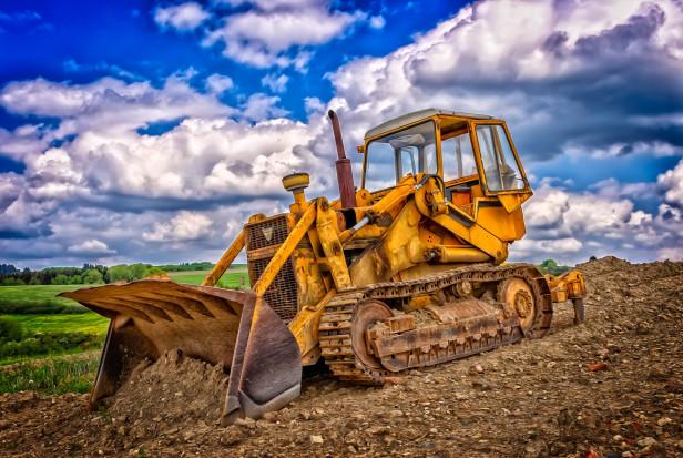 Toruńskie: Gabinet stomatologiczny w budowie