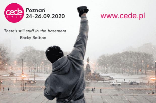 CEDE 2020 jak Rocky Balboa?