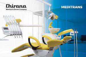 Meditrans wyłącznym dystrybutorem firmy Chirana Medical