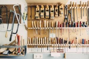 Klinika dentystyczna w garażu