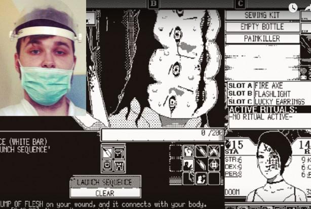 Polski dentysta twórcą gry komputerowej World of Horror