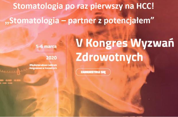 Stomatologia po raz pierwszy na Kongresie Wyzwań Zdrowotnych!