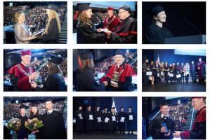 122 dentystów - absolwentów UM w Łodzi otrzymało dyplomy