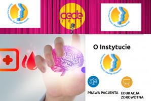 Instytut Praw Pacjenta i Edukacji Zdrowotnej partnerem CEDE