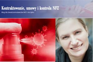 Koronawirus: NFZ wypłaci świadczeniodawcom miesięczną transzę, ale co dalej?